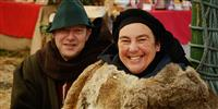 Image: Ludlow Medieval Christmas Fayre, Ashleigh Cadet