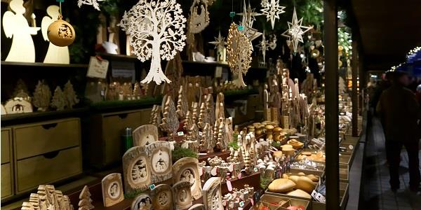 Discover the delights on offer at Dorset's Christmas Markets