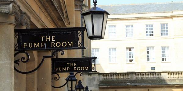 The Pump Room is one of the most charming and unique eateries in Bath