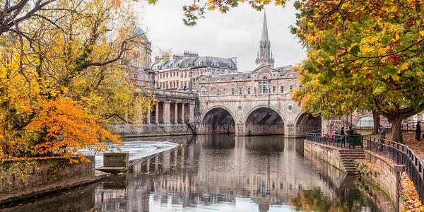 Bath is a beautiful British city with a long history of delicious food and drink