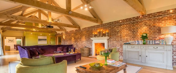 Suffolk Hideaways - The Old Foundry, Stoke by Nayland